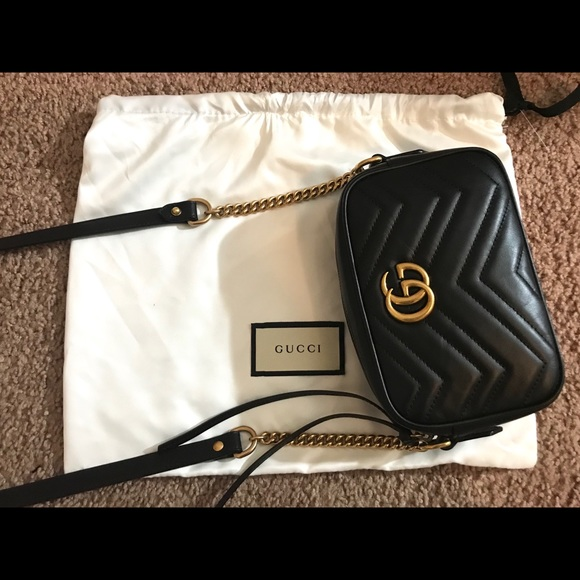Gucci Bags Marmont Camera Bag Mini Poshmark